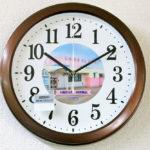 オリジナル壁掛け時計